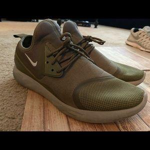 Nike Men's Army Green Casual or Training Shoe